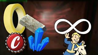 getlinkyoutube.com-Recursos y Materiales INFINITOS/ILIMITADOS (Acero, Cristal, Fibras, Adhesivos & Más) Fallout 4