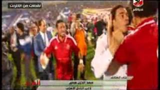 getlinkyoutube.com-حديث كوميدى بين رمضان صبحى و سعد سمير على الهواء
