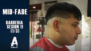 getlinkyoutube.com-Barberia Sesion 11 Mid-fade,  (1/3)