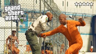 getlinkyoutube.com-GTA 5 PC Mods - PRISON MOD #2! GTA 5 Prison Break & Prison Riots Mod Gameplay! (GTA 5 Mods Gameplay)
