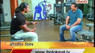 getlinkyoutube.com-EKLA CHALO RE WITH SANGRAM CHOUGULE INTERVIEW BY MAHESH MHATRE