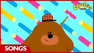 CBeebies Songs | Hey Duggee | Stick Song width=