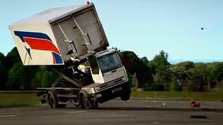 getlinkyoutube.com-Airport Vehicle Racing - Top Gear - BBC