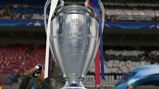 PES 2016 UEFA Champions League Final - Real Madrid vs FC Barcelona Gameplay PS4