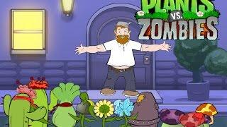 getlinkyoutube.com-Plantas vs zombies animado 20 (PARODIA) Jehu Llerena {PARTE 2}