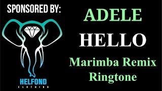 getlinkyoutube.com-Adele - Hello Marimba Ringtone and Alert