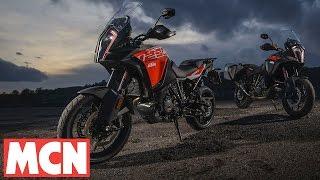 getlinkyoutube.com-2017 KTM 1290 Super Adventure S & 1090 Adventure | First Rides | Motorcyclenews.com