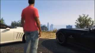 getlinkyoutube.com-GTA 5 - Furious 7 - See You Again