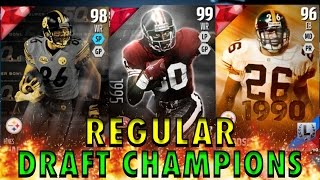 getlinkyoutube.com-99 OVERALL BOSS JERRY RICE AND SICKEST TDs - Madden 16 Draft Champions