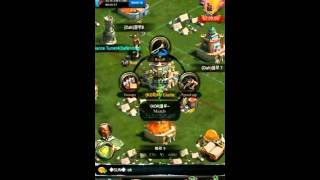 getlinkyoutube.com-Clash Of Kings- Upgrading To 27 Castle!