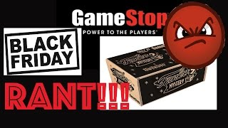 getlinkyoutube.com-GAMESTOP Black Friday Funko Mystery Box RANT!!!!