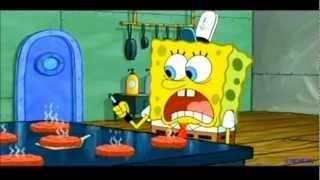 """[HQ] SpongeBob """"Evil Spatula"""" - Official Promo"""
