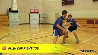How to Do a Spin Move in Basketball