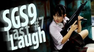getlinkyoutube.com-【短編映画】銃撃女子★SGS9 #07 油断大敵? Last Laugh GUN GIRL SGS9