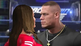 getlinkyoutube.com-WWE 2K17 Story - John Cena Meets Nikki's New Boyfriend 📺 - Ep.42