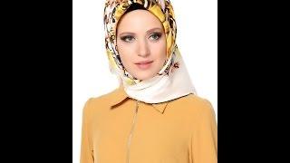 getlinkyoutube.com-طرحات و حجابات تركية رائعه 2015 - 2016