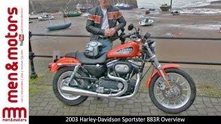 2003 Harley-Davidson Sportster 883R Overview