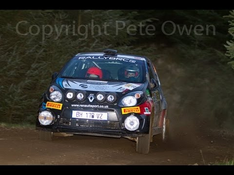 Best of Rally 2012 Highlights