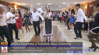 getlinkyoutube.com-Milica Piscureanu si Noua Generatie Colaj HORA LIVE part.3 Nunta Marian si Raluca 26-09-2015
