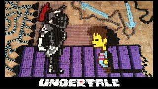 getlinkyoutube.com-Undertale - In Dominoes (80,000 Dominoes!)