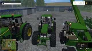 getlinkyoutube.com-Farming Simulator 2015 John Deere Mods Pack