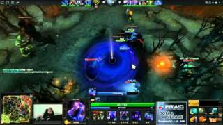 getlinkyoutube.com-Na`Vi vs Monkeys @ ESWC 2011 Dota2 Semifinal (Must see!)