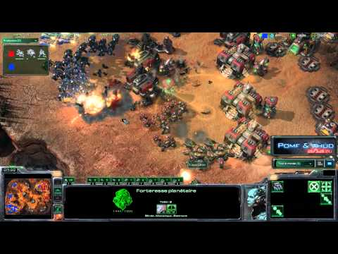 (HD209) LiquidJinro vs SlayerSBoxeR - TvT - Starcraft 2 Replay [FR]