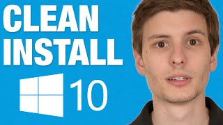getlinkyoutube.com-Windows 10: How to Clean Install with Upgrade