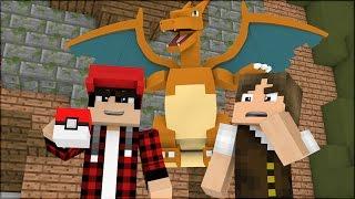 getlinkyoutube.com-Minecraft: CONFUNDIRAM O TEMA COM UM POKÉMON??? (BUILD BATTLE)