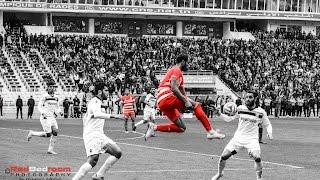 Saber Khalifa ● 2014 2015 HD  ► au club africain ► Le meilleur buteur Tunisien