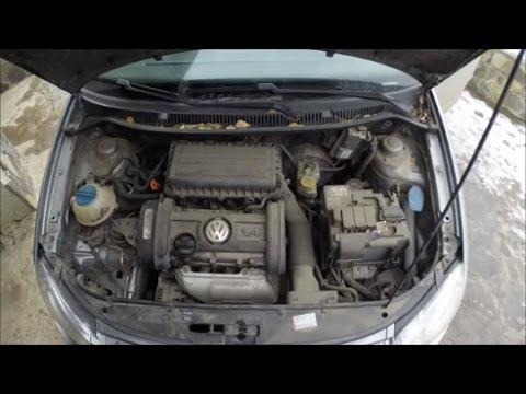 VW Polo 2008 1.4 BUD - Не завелся холодным утром
