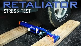 getlinkyoutube.com-Nerf Elite Retaliator Stress Test