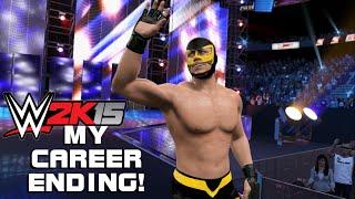 getlinkyoutube.com-WWE 2K15 My Career Ending, Final Match