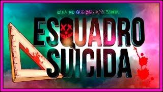 Esquadro Suicida (Oficial Fake Trailer pt-br) | Suicide Squad (cover trailer)