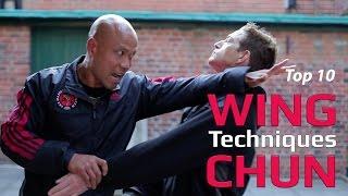 getlinkyoutube.com-Top 10 wing chun techniques