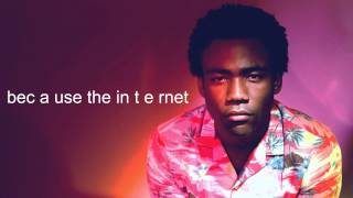 getlinkyoutube.com-childish gambino - ii. earth, the oldest computer (ft. azealia banks)