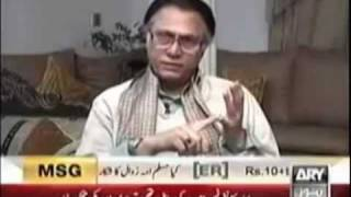 getlinkyoutube.com-Hassan Nisar With Aamir Liaquat - Muslims Never Follow Quran -11th Hour
