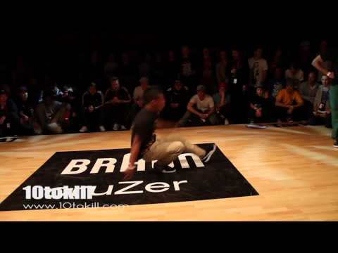Neguin (Brazil) Vs Morris (USA) - Final - Unbreakable 2011 - HD