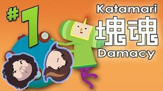 getlinkyoutube.com-Katamari Damacy: I See the Cosmos - PART 1 - Game Grumps