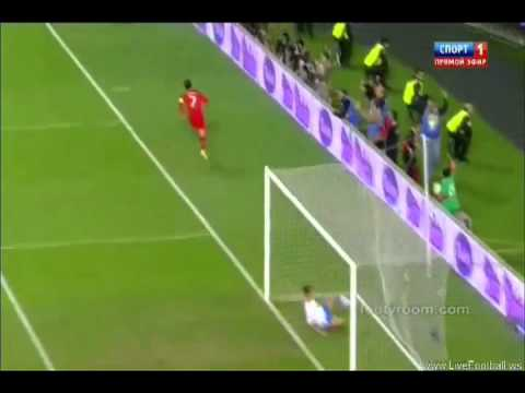 Portugal 6-2 Bosnia-Herzegovina qualification Euro 2012 | All Goals Highlights