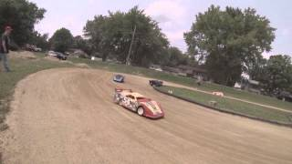 getlinkyoutube.com-WildMan Raceway Rc Dirt Oval Part 02 1/5 scale