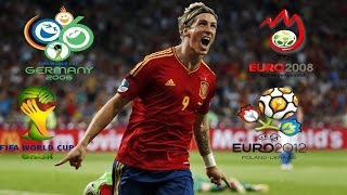 getlinkyoutube.com-Fernando Torres ● All Spain 9 Goals in Major Tournaments ● 2006-14 IHDI