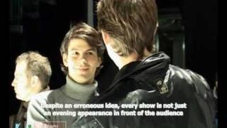 getlinkyoutube.com-Kings on Ice Backstage, Part 1/4 (with english subtitles)