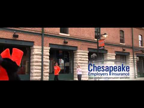 Chesapeake Insurance Orioles Safety Video