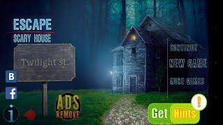 getlinkyoutube.com-Escape Scary House Walkthrough l Serial of Trap