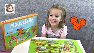 getlinkyoutube.com-MAUSEFALLE 🐭 Die Sendung mit der Maus 🐭 Kinderspiel | Schmidt Spiele