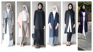Download video maxi dress hijab lookbook Hijab fashion style dailymotion