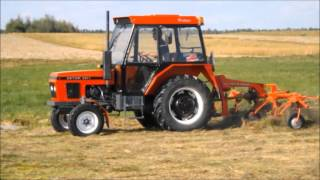 getlinkyoutube.com-Mix prac - Zetor 5211 i Sampo 500