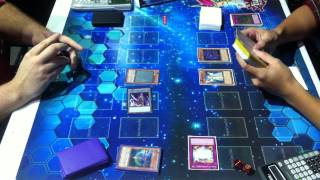 YUGIOH! Frog Monarch vs. Chaos Shaddoll G1