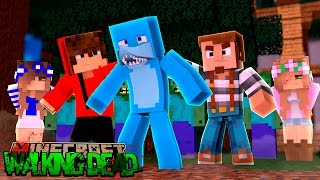 getlinkyoutube.com-Minecraft THE WALKING DEAD - IS THIS THE END OF SHARKY, LITTLE KELLY & LITTLE CARLY??